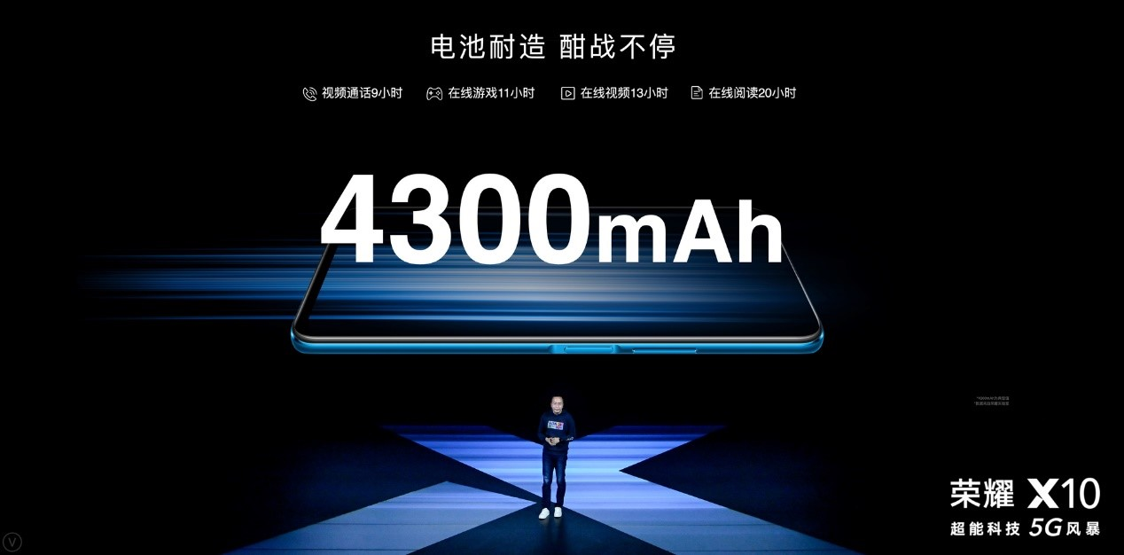 超凡游戏性能获电竞传奇认可,SKY李晓峰推荐荣耀X10为电竞用机