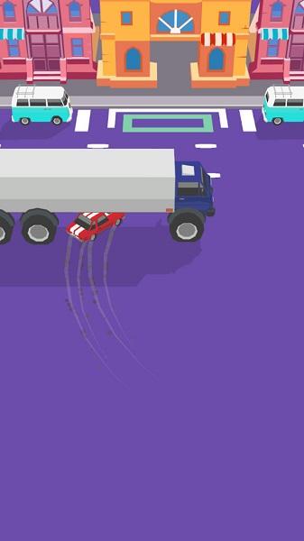 狂飙停车截图
