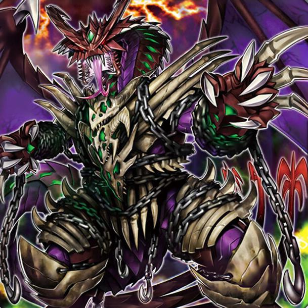 游戏王锁龙蛇-骷髅四面鬼怎么用 锁龙蛇-骷髅四面鬼效果是什么
