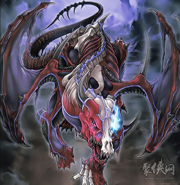 游戏王死欲龙怎么用 死欲龙效果是什么