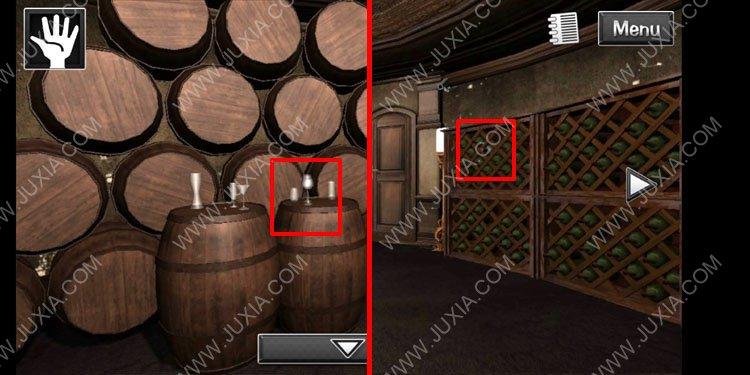 逃脱解密古董旅店第十一关攻略 第11关酒窖暗门密码是什么