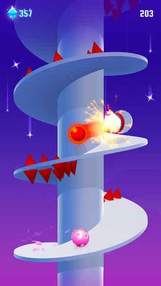 重力螺旋塔截图