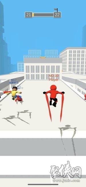 城市跑酷竞技