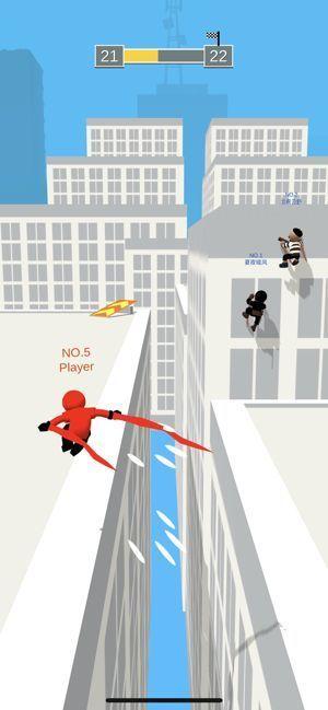 城市跑酷竞技截图