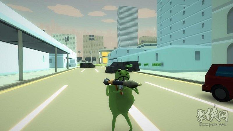 疯狂青蛙模拟器