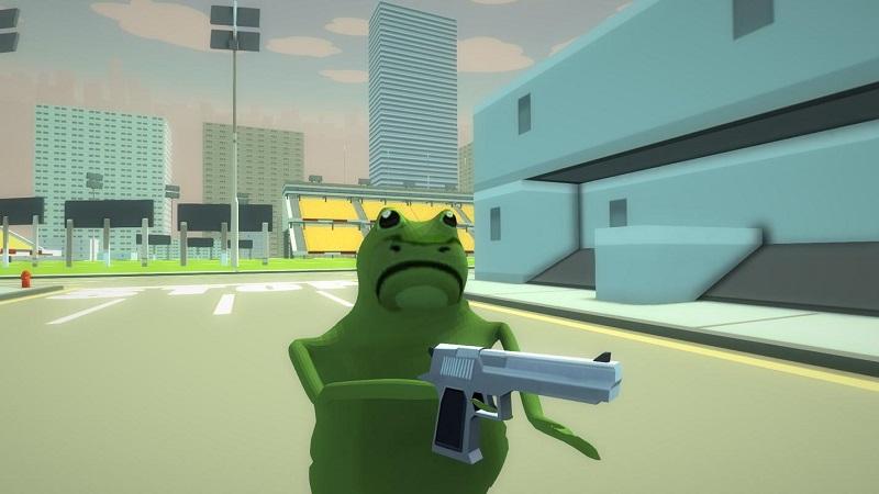疯狂青蛙模拟器截图