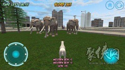 疯狂山羊模拟器