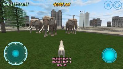 疯狂山羊模拟器截图