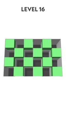 方块滑入截图