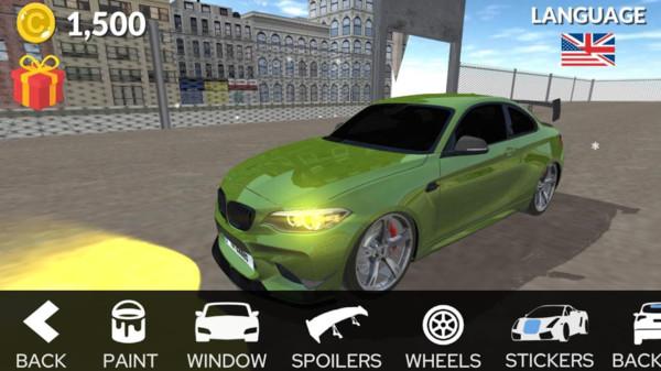 汽车模拟器2020截图