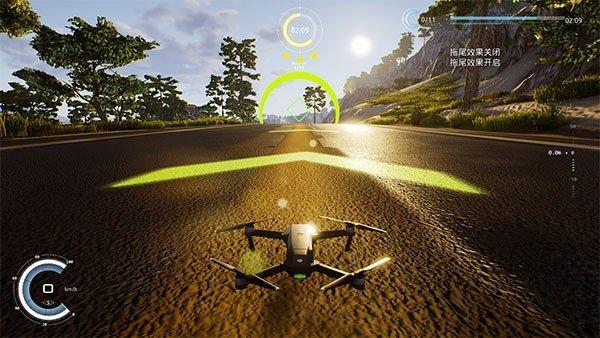 大疆飞行模拟器截图