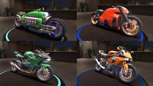 极速摩托冲刺截图
