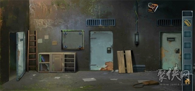 越狱无尽的密室逃脱