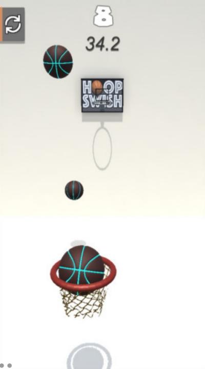 铁环进球截图