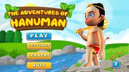 哈努曼历险记截图