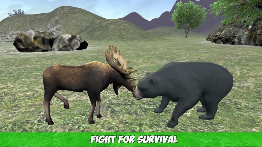 森林动物模拟器截图