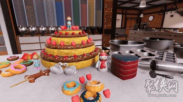 料理模拟器糕点大师