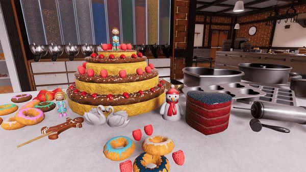料理模拟器糕点大师截图