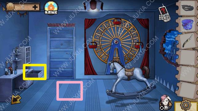 密室逃脱绝境系列11游乐园后半部分攻略第十章中 第10章