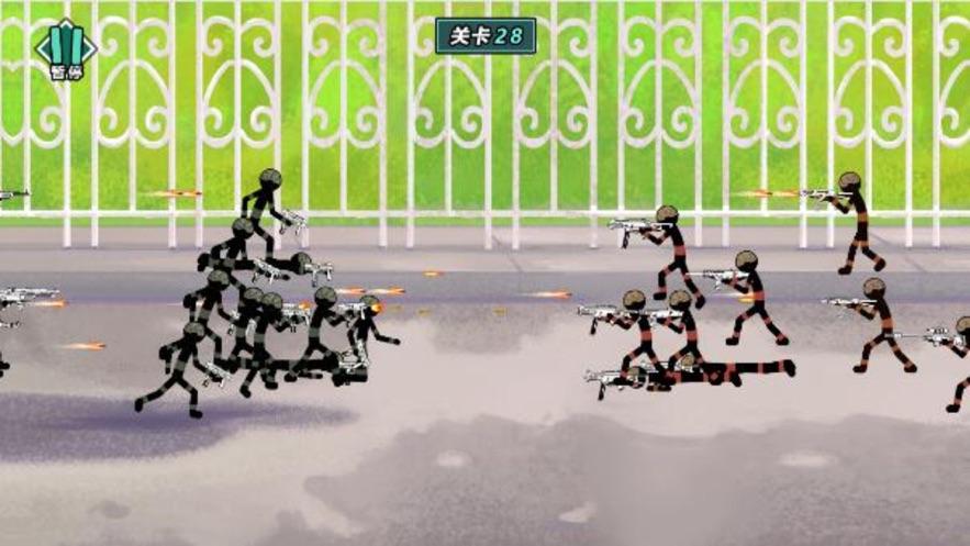 战地模拟器火柴人战争截图