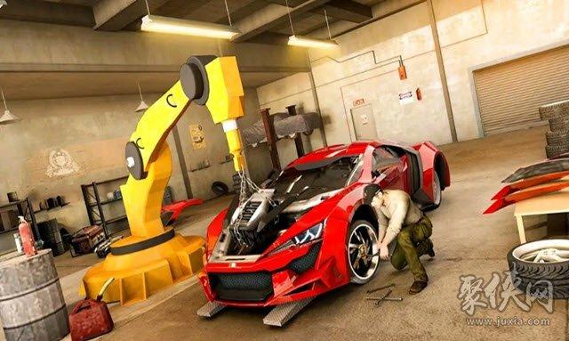车辆修理大师