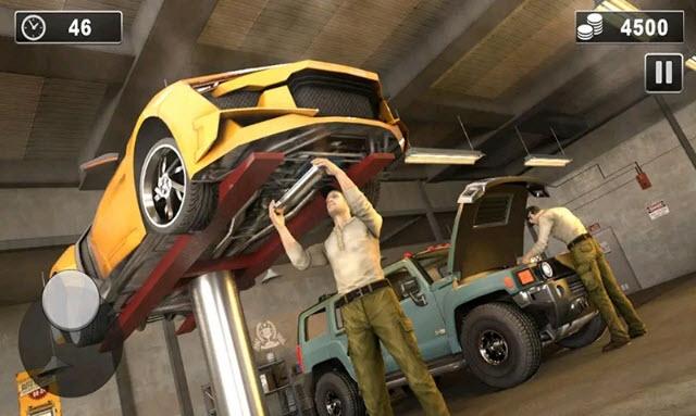 车辆修理大师截图