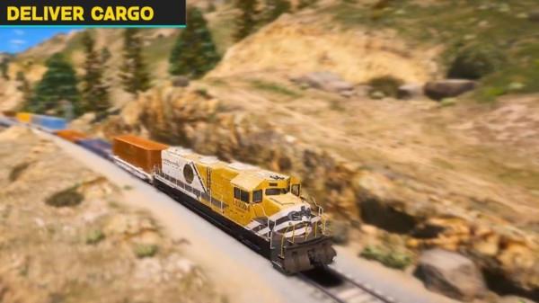 巨型火车模拟器3D截图