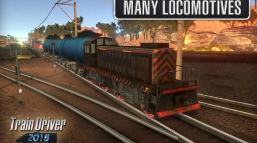 驾驶火车模拟器截图