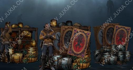 巫师之昆特牌新拓展包镜子大师 将于6月底上线