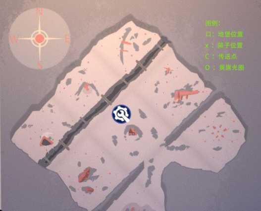 冬日计划全地图箱子在哪里刷新 怎么快速搜箱子