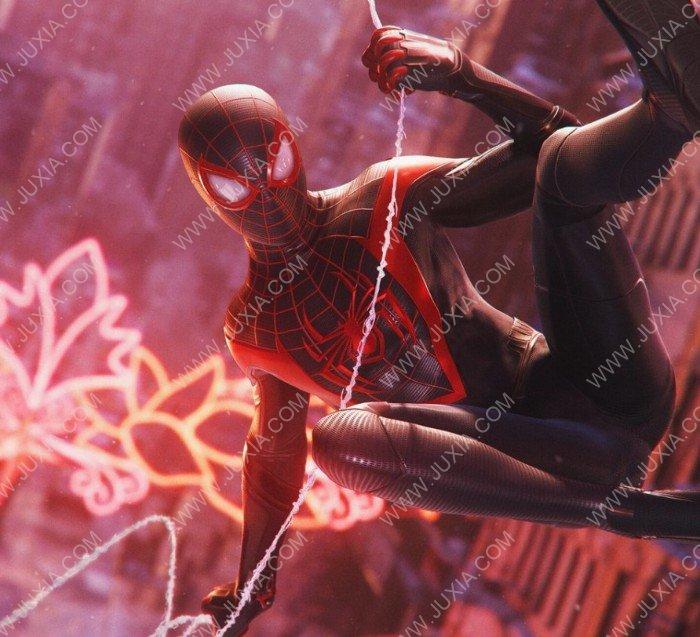 PS5发布会公布蜘蛛侠游戏新作 黑蜘蛛上线惩恶扬善