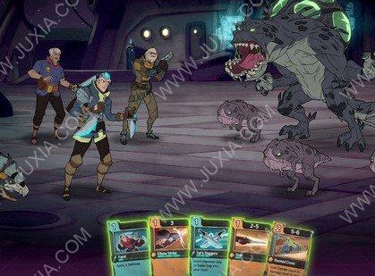 Steam100%好评率的卡牌游戏 欺诈之地打折发售