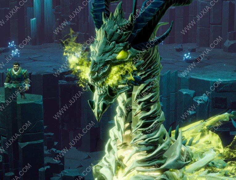 RPG游戏的标杆神界原罪2 全新DLC上线Steam免费玩