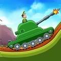 坦克爬坡登山赛车