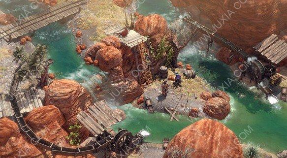 Steam夏季游戏节上线赏金奇兵3 在广袤西部上的硬核潜行战斗