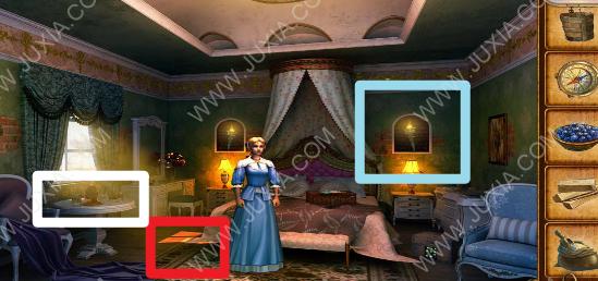 恐怖传说遗弃新娘的复仇攻略4 华容道游戏怎么摆放