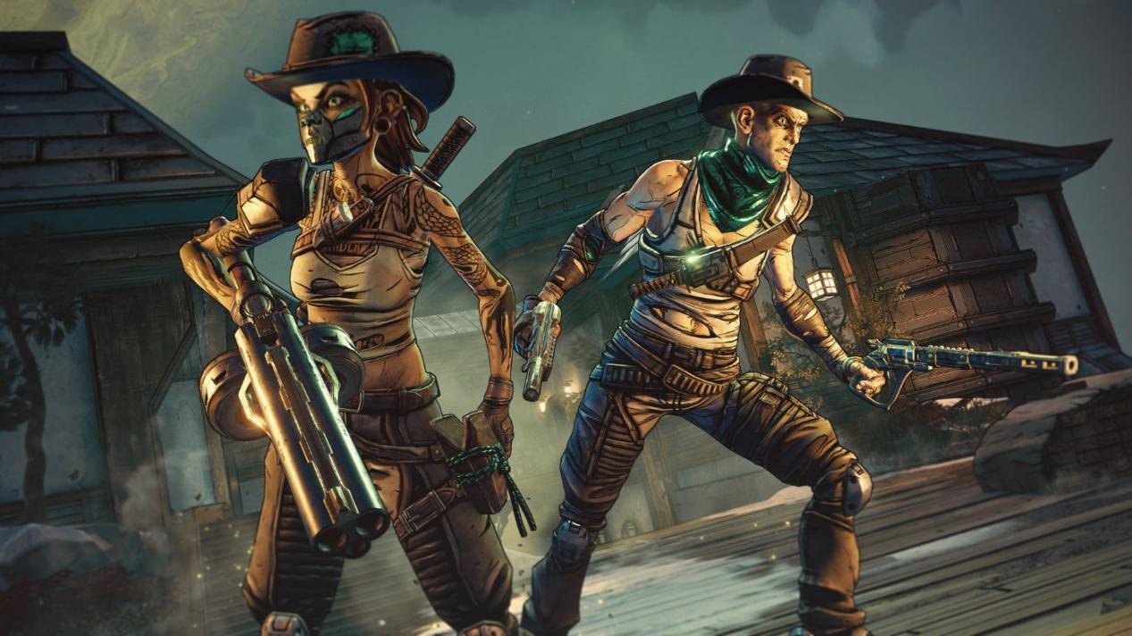 《无主之地3》最新DLC 即将发售,虎牙主播带您征战边境火狱星!