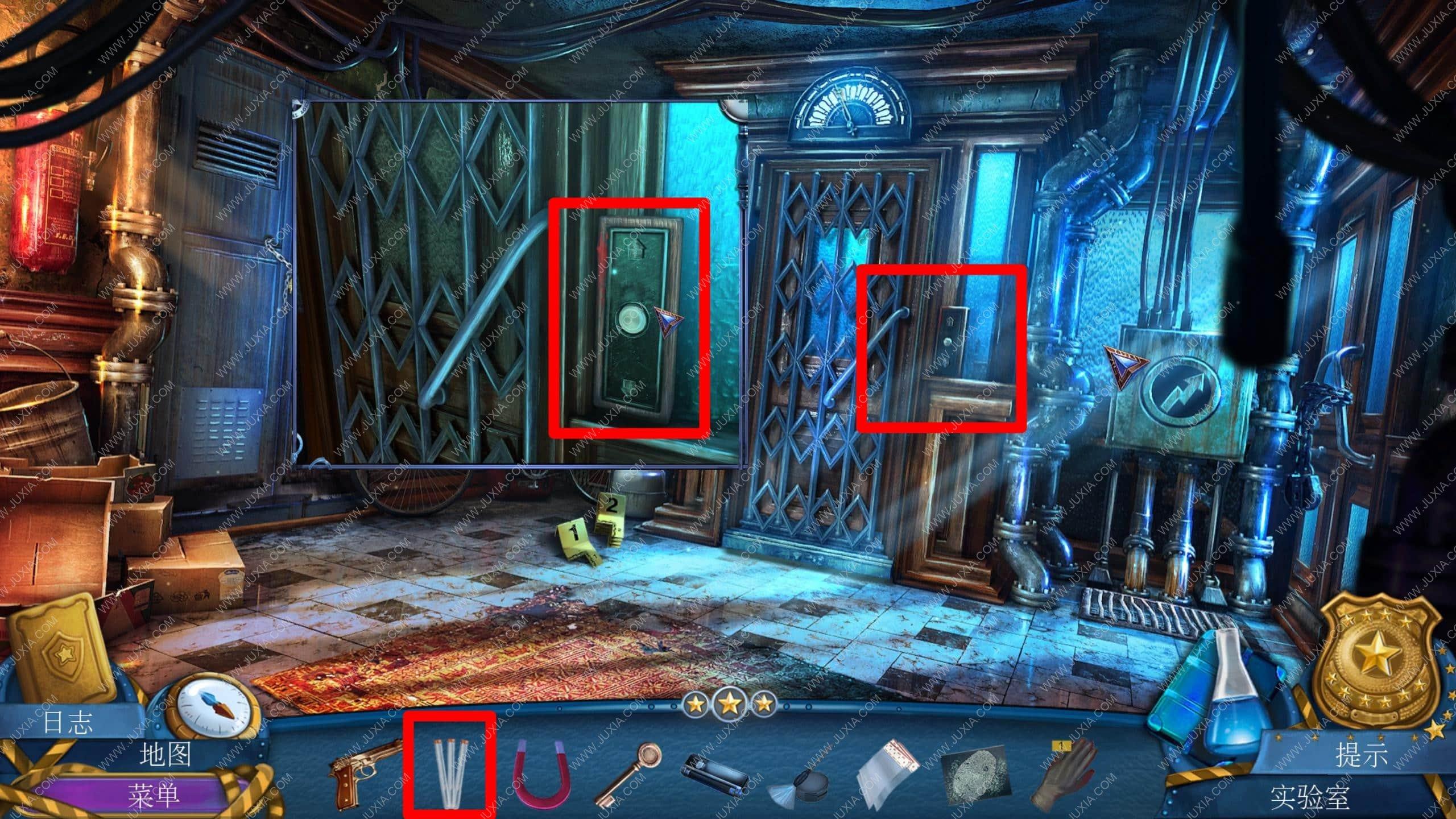 密室逃脱滚动迷城攻略第二章 幽灵档案罪恶的面孔攻略
