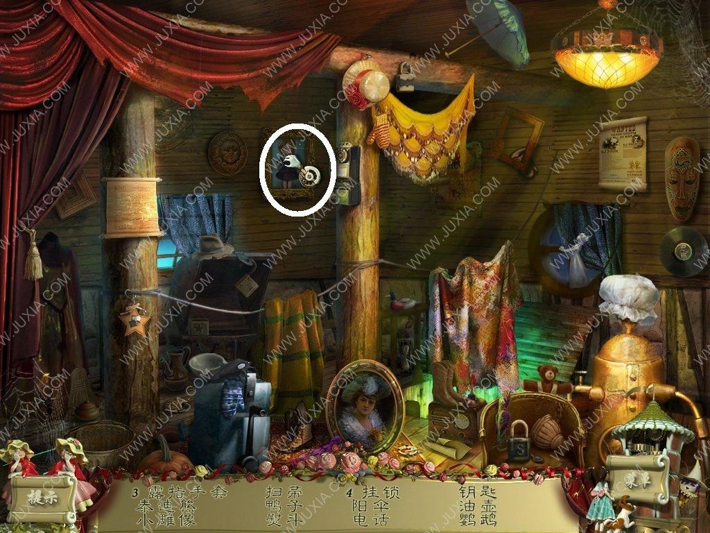 木偶秀:神秘玩具谷攻略上