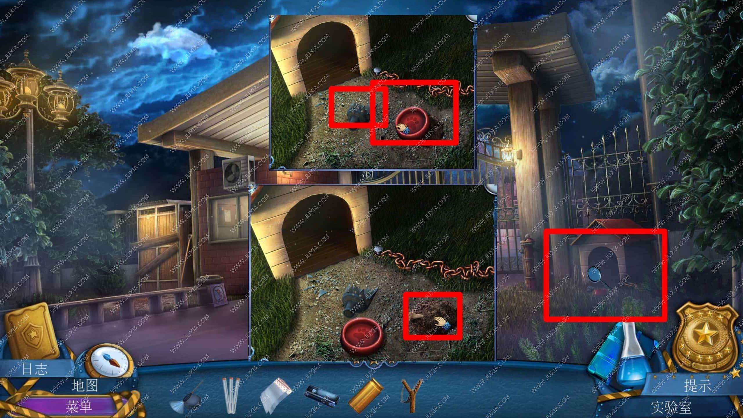 密室逃脱滚动迷城攻略第五章 幽灵档案罪恶的面孔攻略