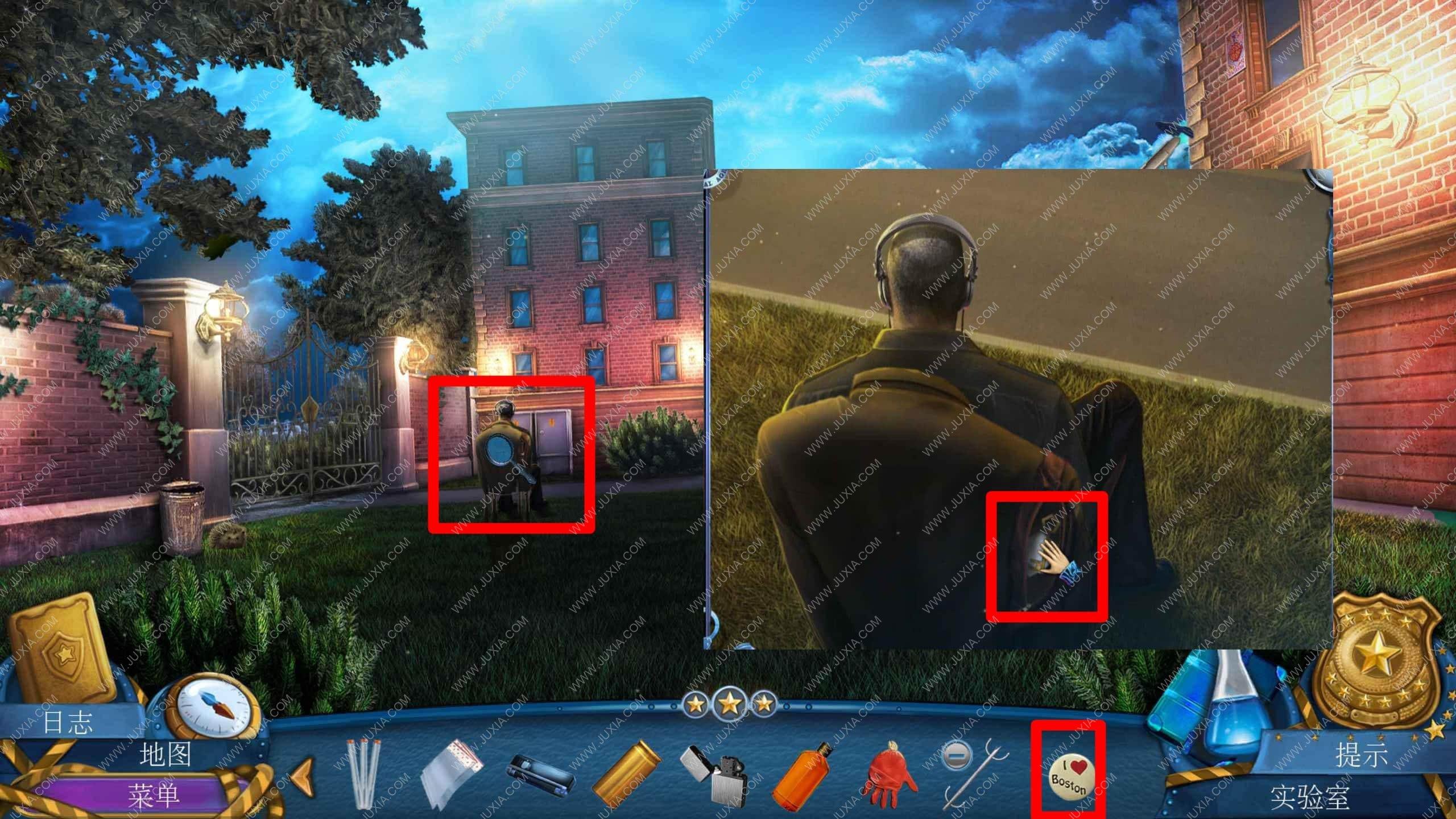 密室逃脱滚动迷城攻略第五章 幽灵档案罪恶的面孔攻略医院