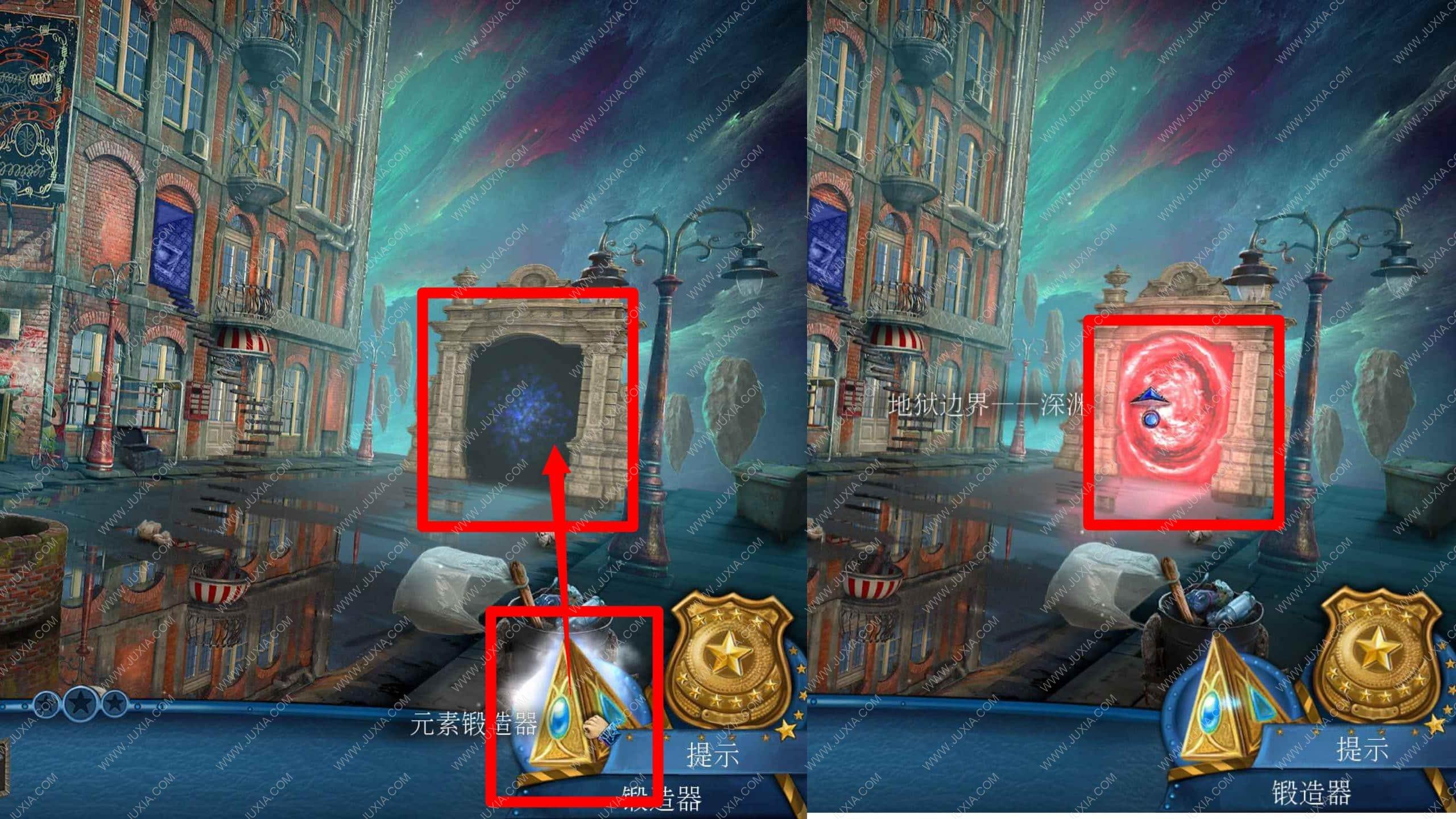 密室逃脱滚动迷城攻略奖励章节第一部分 寻物游戏怎么过