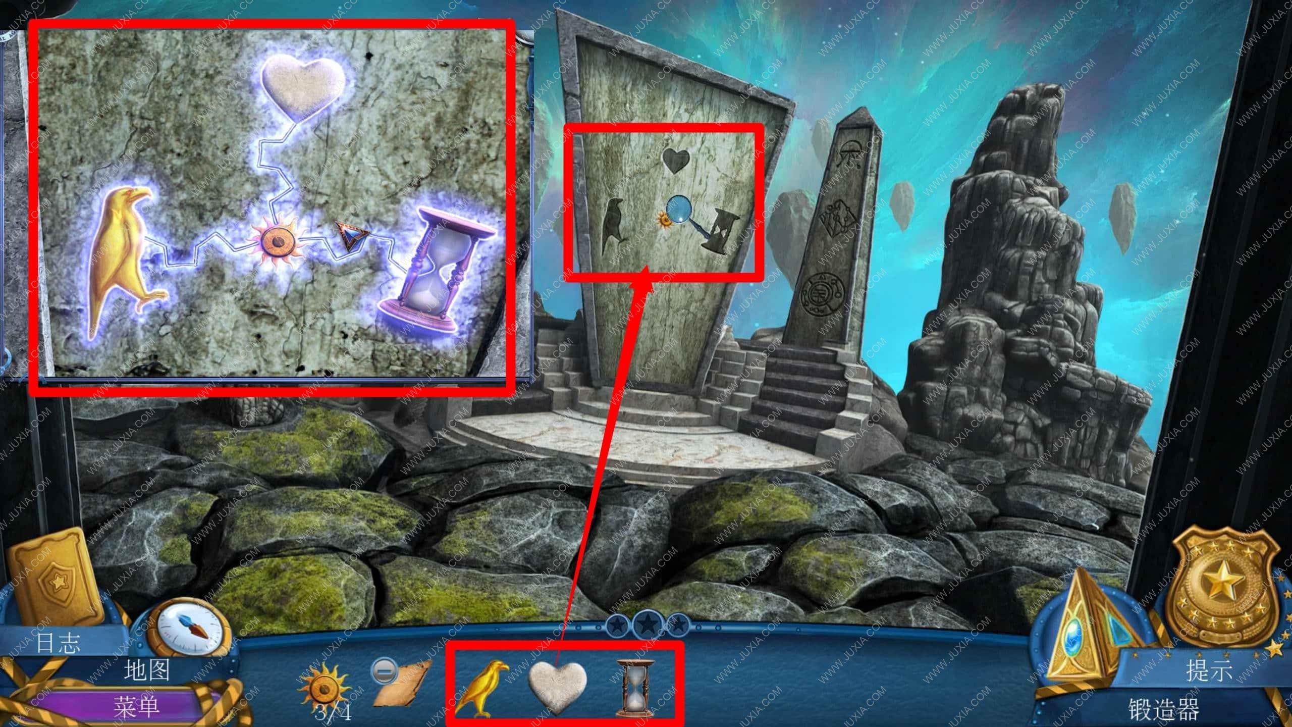 密室逃脱滚动迷城攻略奖励章节第二部分 幽灵档案罪恶的面孔奖励章节攻略