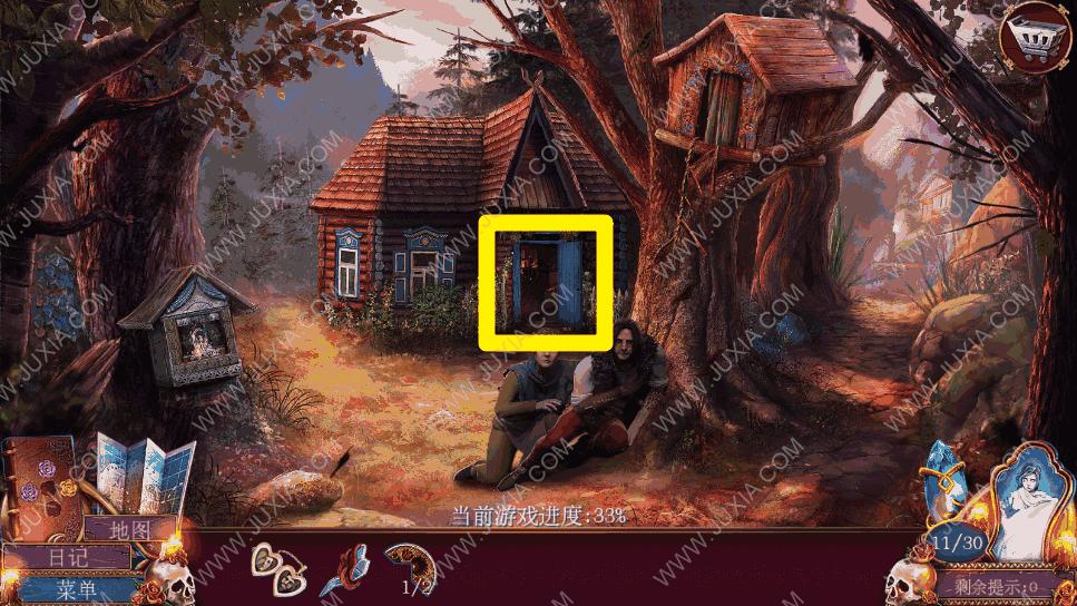 密室逃脱4巫师的镜子攻略 密室逃脱16黄昏2巫师魔镜攻略第四章寻物谜题