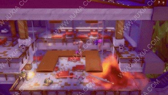 百战天虫大混战超可爱大逃杀游戏 支持跨平台实时对战