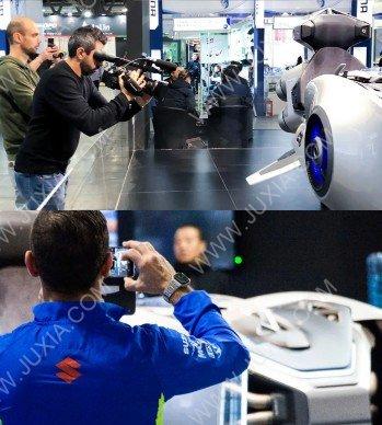 最强两轮设计公司将携轰动去年米兰车展的概念车 【2049】亮相2020ChinaJoyBTOC