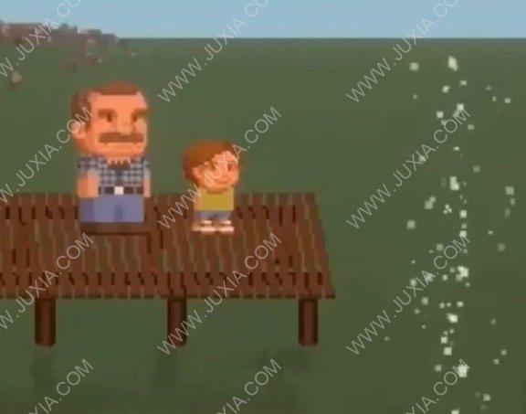 湖边小屋2登录Steam 2D恐怖游戏剧情细思极恐