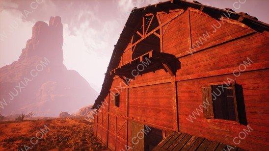 牛仔模拟器上线Steam 体验西部的荒漠世界