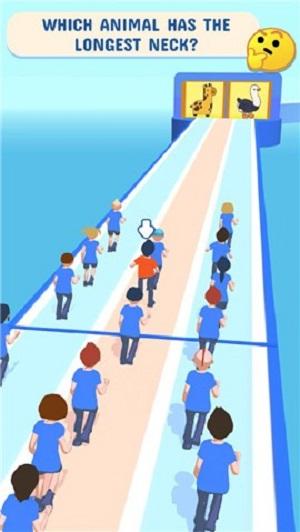跑步测试截图