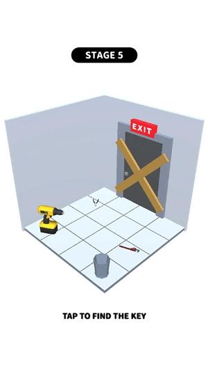 逃生的门截图
